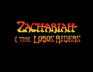 Lobos Riders Logo
